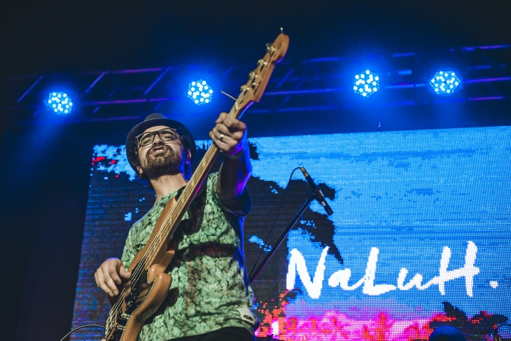 Banda Naluh - Surfnelas 2017